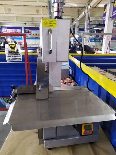 Услуги - Заречное: Продаю оборудование для продажи мясо пользовались только 20дней почти