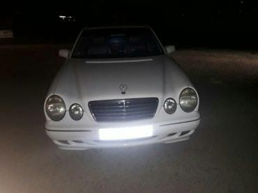 Şərur şəhərində Mercedes-Benz E 430 2000