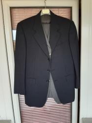 Muške Pantalone   Kragujevac: Nova muska odela,sako i pantalone,kupljena u Svajcarskoj