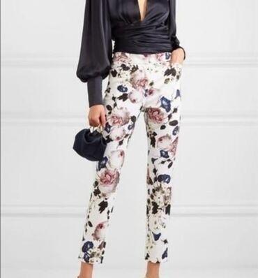 Pantalone lantis - Srbija: Pantalone sa elastinom, 27 broj. Bez ostecenja, nisu nosene.Zao mi da