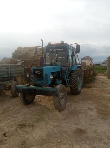 триммер ручная косилка в Кыргызстан: Трактор +тележка +соко+тырмоо +косилка +пресс подборщик