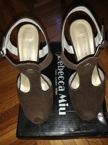 Kozne sandale vel 36