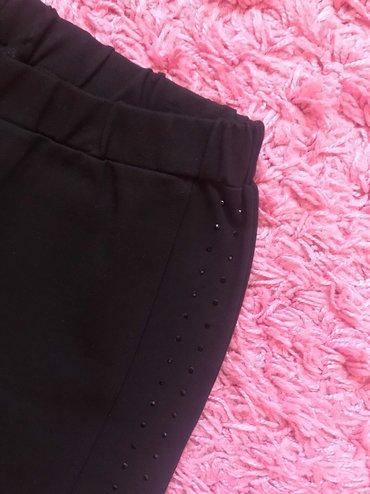 Ostalo | Indija: Helanke pantalone sa strane sitne nitne ukrasne cena 1000 din. L i xl