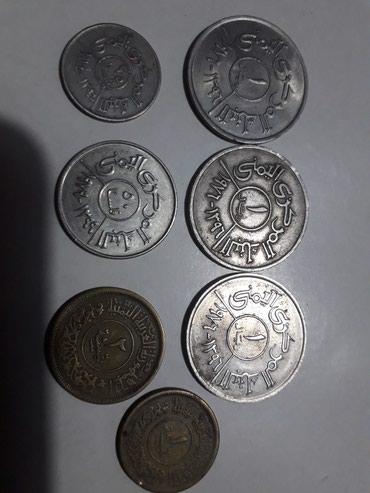 Монеты Север.Емен в Токмак