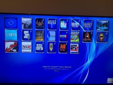 джойстики streetgo в Кыргызстан: Продаю срочно! PlayStation 3  Super slim  320GB Загруженные игры на фо