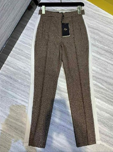 женские брюки с высокой посадкой в Азербайджан: Женские брюки Новые Шикарные Модельки!! Размеры уточняйте! Быстрая