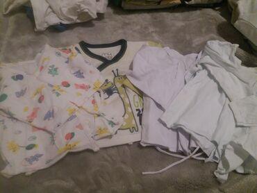 Benke za bebe.5kom.3 bele imam i 2 sarene.pogledajte i ostale moje