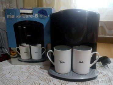 MIA COFFEE APARAT ZA NES I FILTER KAFU, IMA FILTER I RADI POMOĆU - Vrbas