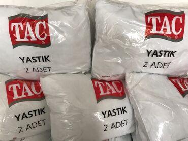 Подушки Турция Taç. Силиконовые 1шт -800с