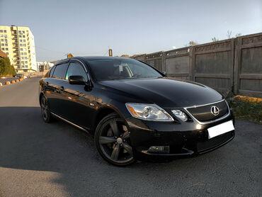 Lexus - Кыргызстан: Lexus GS 3 л. 2007