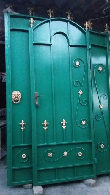Ворота в наличии и на заказ.... в Лебединовка