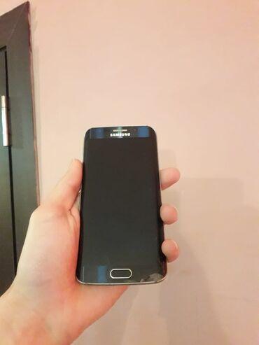 Samsung Galaxy S6 Edge | 32 GB | Qara | Barmaq izi