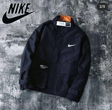 Ветровка Nike весна-лето-осень, не утеплённая.Размер М-Л. В наличии