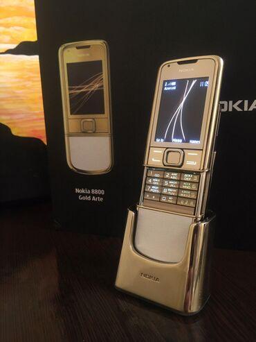 """nokia 300 - Azərbaycan: 2009-cu ildə """"mobitel""""-dən 2500$-a alınan orgi̇nal qızılı rəng arte"""