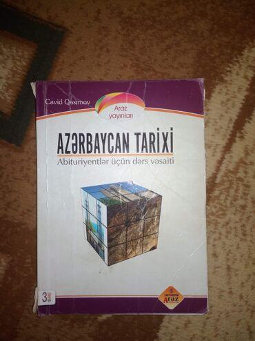 Azerbaycan tarixi kitabi