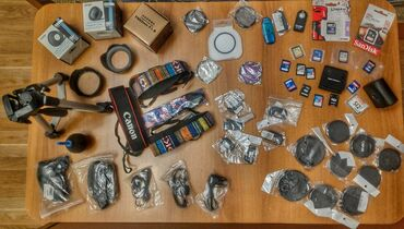 iphone qablari - Azərbaycan: Fotoaparat ucun aksesuarlar satilir. Yeni ve 2 ci el aksesuarlar var