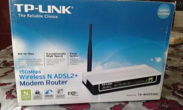 TP-LINK.modem. wi fi ishlemir absheron gencler sheherciyindedi