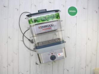 Электроника - Украина: Пароварка Kenwood FS 620    Характеристика: Кількість ярусів: 3 Потужн