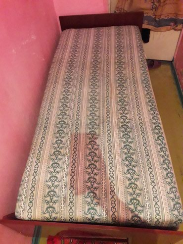 1 Двух спальная советская кровать,с в Бишкек