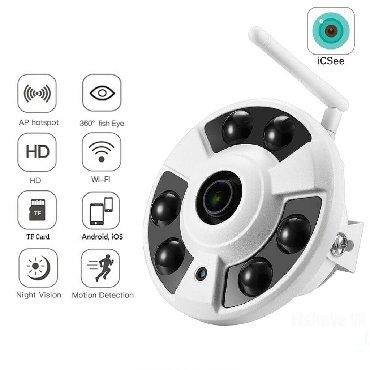 Ip камеры 11 9 wi fi камеры - Кыргызстан: Видеокамеры Wifi,ip проводные,аналоговые