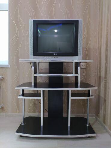 plazma televizorlar - Azərbaycan: Televizor Televizorun heç bir problemi yoxdur, altlığı da yaxşı