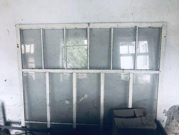 Продаю б/у окна и двери из древесины в хорошем состоянии