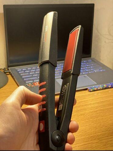 Расческа выпрямитель fast hair straightener - Кыргызстан: Gama (Италия) профессиональный выпрямитель для волос, турмалиновое