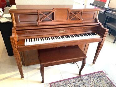 Pearl construction mmc - Azərbaycan: Akustik piano Ritmuller.hər gün 400, illik 140 000 ədəd piano istehsal