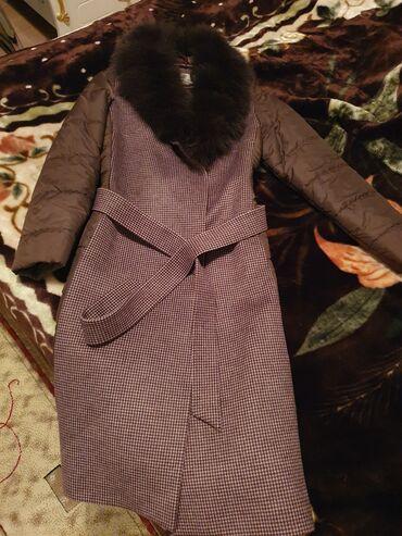 Palto 1 ay deyil ki, alinib ve bir defe de olsun geyinilmeyib yenidir