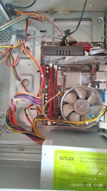 компьютеры 4 гб в Кыргызстан: Продается компьютер 775 сокет DDR3. Оперативная память 4 Гб, жесткий