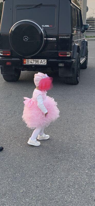 напрокат платья в Кыргызстан: Платье детское напрокат 450 сом продажа 1500, размер на 1-2 года