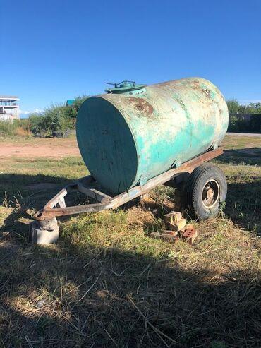 домик на колёсах в Кыргызстан: Бочка на колёсах Цистерна на колёсах  Находится в село Бостери ыссык к