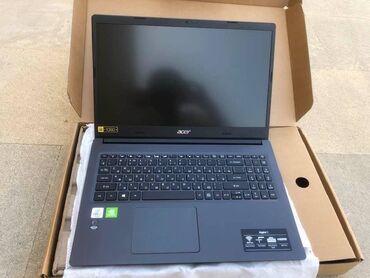 acer fiyatları - Azərbaycan: Teze karopkada Acer core i7 16 gb ram 10 cu nesil 2020 ci il model tam