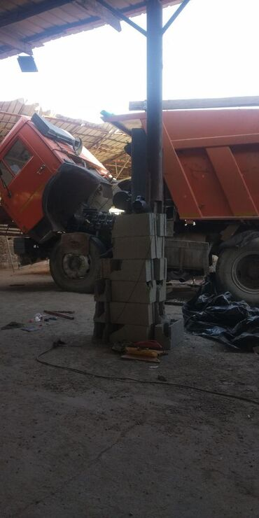 Делаем ремонт КАМАЗ ЗИЛ мотор