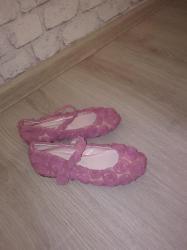 ботинки женские размер 33 34 в Кыргызстан: Детские балетки (Корея) размер 33-34