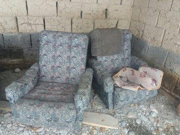 б/ у диван с двумя креслами в Сокулук
