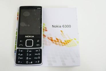 Nokia e71 - Srbija: Nokia 6300 Veci model Dual Sim Srpski meni 132x55x12mmNokia 6300