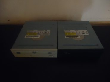 """Sərt disklər və səyyar vincesterlər - Azərbaycan: IDE DVD ROM (Ag veya Qara) - Köhne kompuyterler üçün """"disk"""" yeri"""