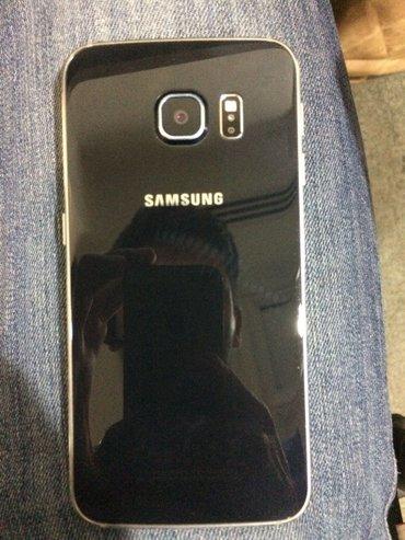 Bakı şəhərində Samsung galaxy s 6 edge 32 gb. Satiram. Problemsiz ishtiyir. Korobkasi