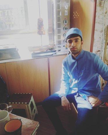 Ищу работу (резюме) в Азербайджан: Donerci isleyirdim indi bosluqdu is olsa isleyerdim Elaqe