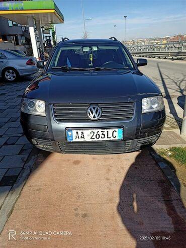 Volkswagen Passat 1.9 l. 2001 | 259000 km