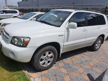 Toyota Highlander 3.3 л. 2005 | 150000 км