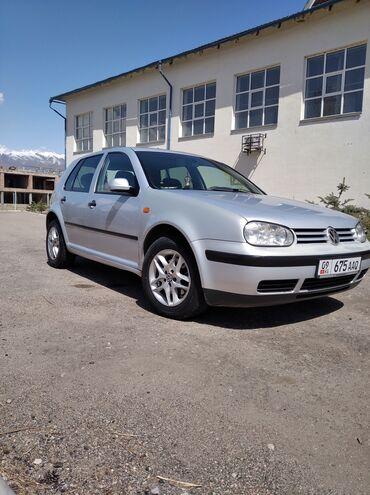 продажа авто гольф 4 в Кыргызстан: Volkswagen Golf 1.9 л. 1998   300000 км