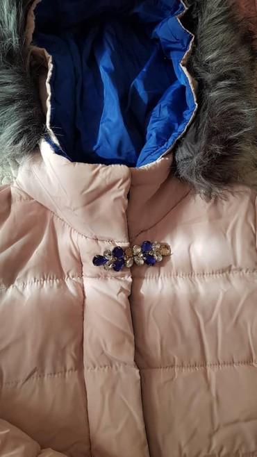 пуховики на зиму в Кыргызстан: Куртка-пуховик на зиму в отличном состоянии,одевали пару раз