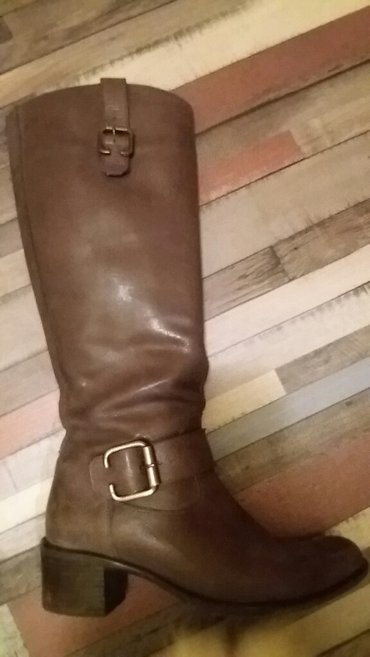 Zenske kozne cizme 36 - Pancevo