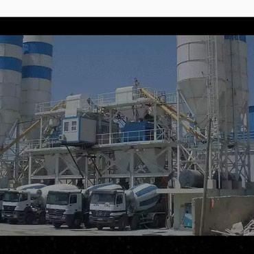 Bakı şəhərində Beton pompa