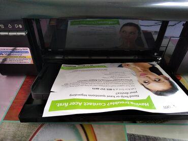 Компьютеры, ноутбуки и планшеты в Каинды: Принтер Epson l 805 совершенно новый  продам за 14000 сом