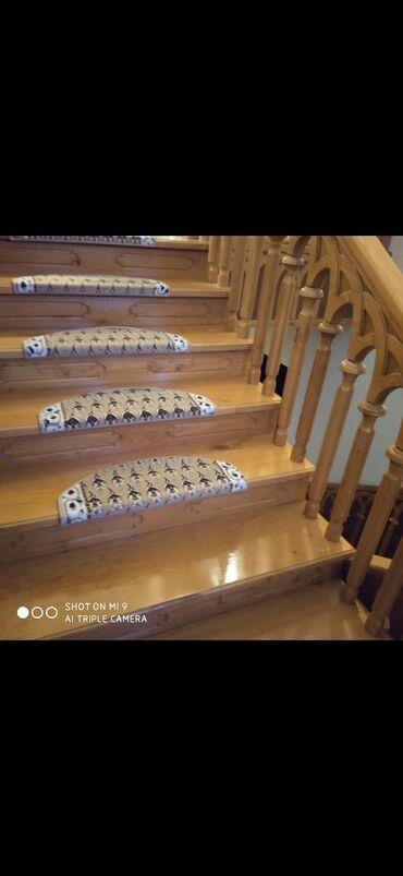 Ковры - Кыргызстан: Продаю коврики новые для лестницы, привезли с Германии