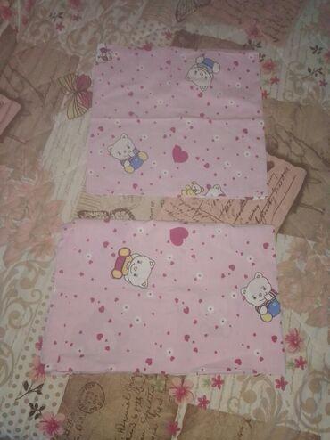 Bebi posteljina - Srbija: Posteljina za bebe ne koriscena nova jastucnica I jorgansko platno uz