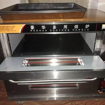 Хлебопечки в Кыргызстан: Жарочный шкаф для хлебобулочных изделий. 2 секции 2 листа 8 кВт